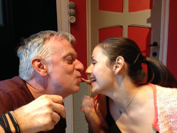 Rudy Léonet et Fanny Guéret